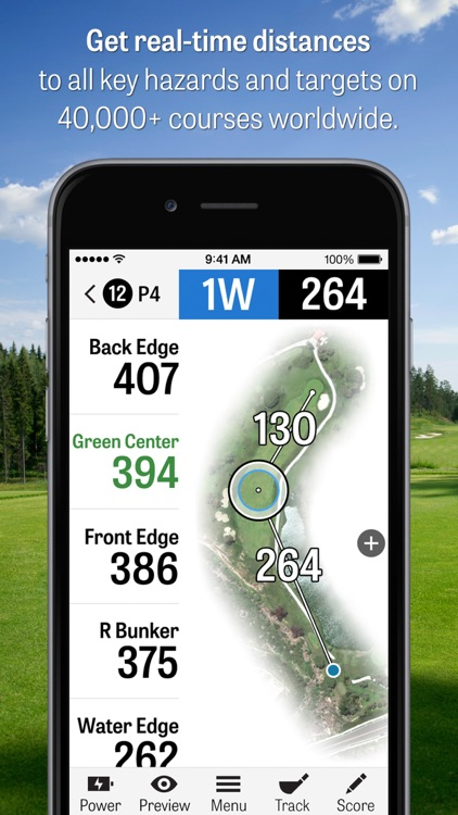 Golfshot: Golf GPS + Scorecard + Handicaps screenshot-0