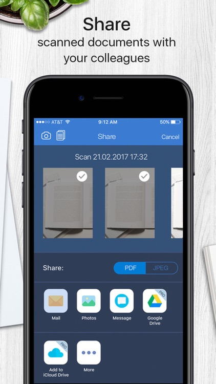 Scanner Pro - Quickly Scan Images & Convert to PDF screenshot-4