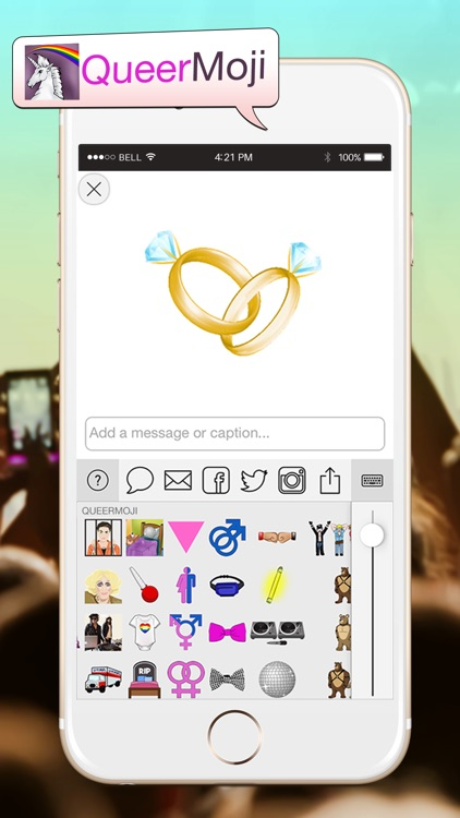 Queermoji screenshot-2