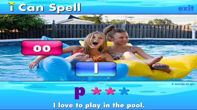 i Can Spell with Phonics LITE screenshot-3