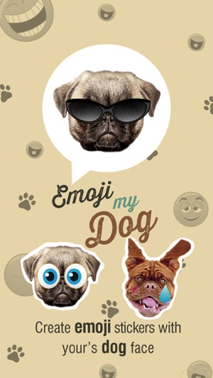 Emoji My Dog: Make Custom Emojis of Dogs Photos on the App Store