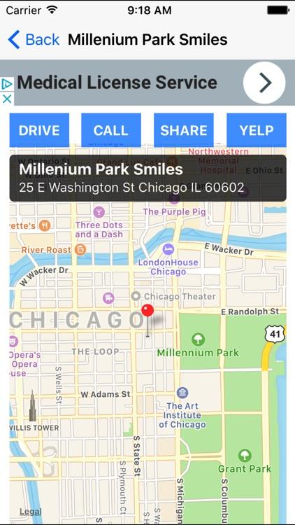 Doctor Finder: Find Doctors & Dentists Nearby screenshot-4