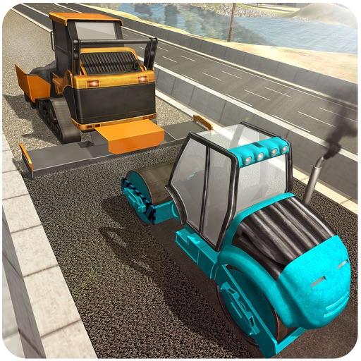 Шоссе Строительство дорог - сайт игра строитель