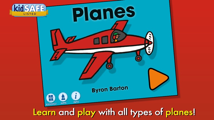 Planes - Byron Barton screenshot-0