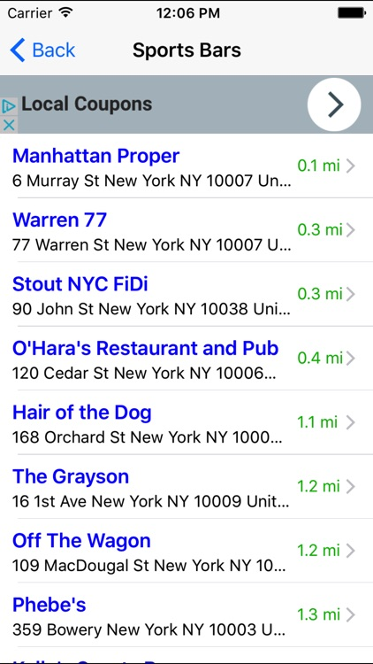 Bar & Happy Hour Finder: Find Your Nearest Bars screenshot-3