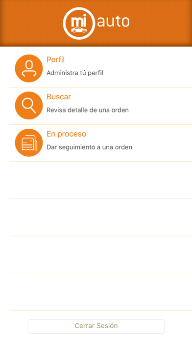 Mi Auto - Asesor screenshot three