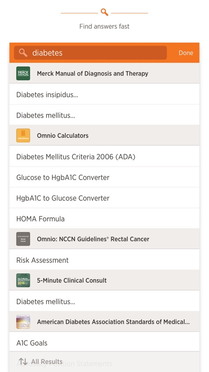 Omnio: Clinical Resource screenshot-2