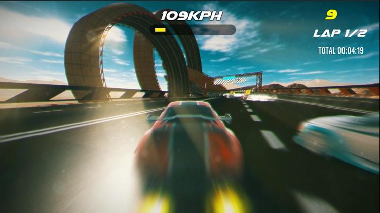 Ace Racing Turbo screenshot-3