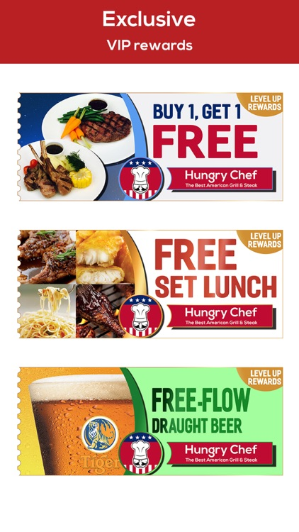 Hungry Chef - The Best American Grill and Steak