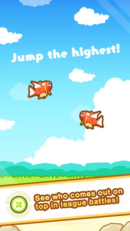 Pokémon: Magikarp Jump screenshot-2