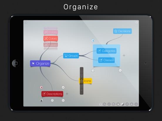 Zen.Bonsai - Mindmap | Planner | Task Manager screenshot