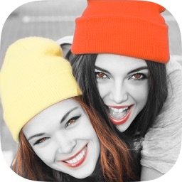Color effects & filters editor – Artistic photos