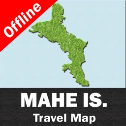 MAHE (SEYCHELLES) – Travel Map Offline Navigator