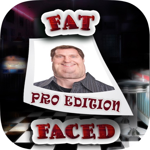Fat Face Changing Photo Booth Pro icon