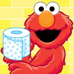 Potty Time with Elmo app