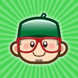 Muslim Toon Emojis + Stickers