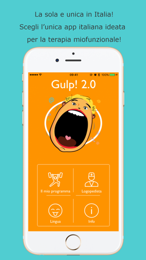 Gulp! 2.0 Screenshot