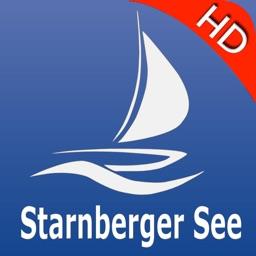 Starnberg lake GPS nautical charts Pro
