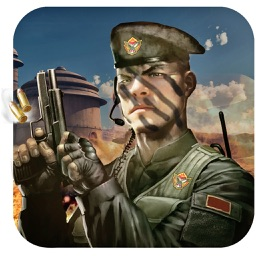 Frontier Commando War : 3D Sniper Game