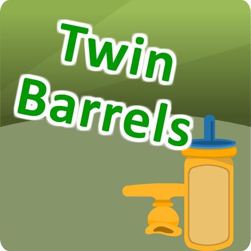 Twin Barrels iOS App