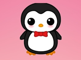 Penguin Cute Stickers