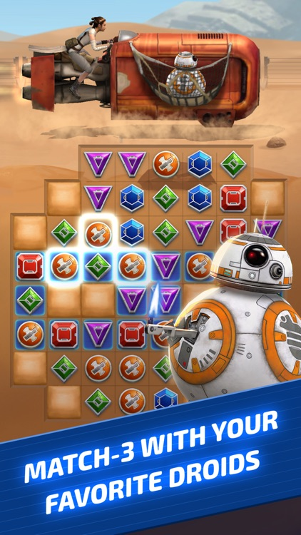 Star Wars: Puzzle Droids™ screenshot-0