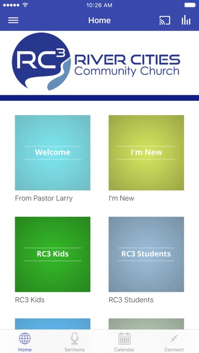 River Cities Community Church screenshot 1