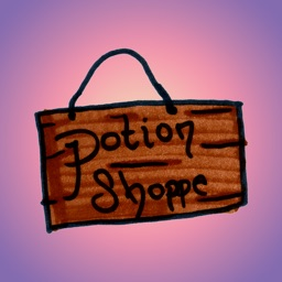 Potion Shoppe Doodles