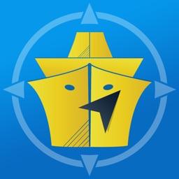 OnCourse - boating & sailing nav (mAIS)