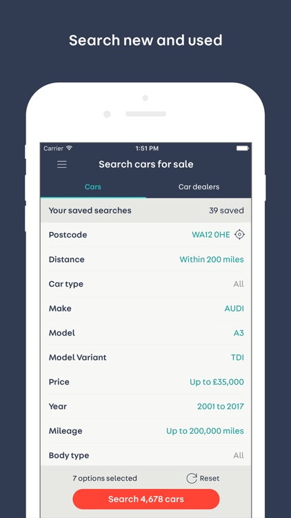 Auto Trader - Buy, Sell & Value New & Used Cars