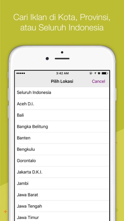 OLX Indonesia screenshot-3