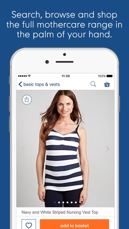 Mothercare - The mum, dad & baby app