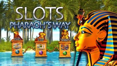 Screenshot of Slots - Pharaoh's Way1