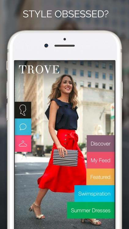 Trove: Style & Shopping screenshot-0