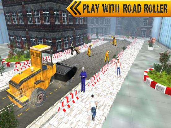 Road Construction: Build City for Heavy Traffic 3d screenshot 8