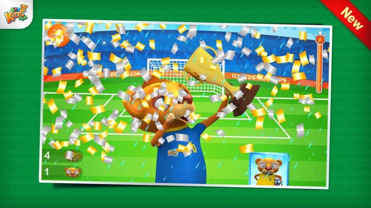 Football Game for Kids - Penalty Shootout Game screenshot-3