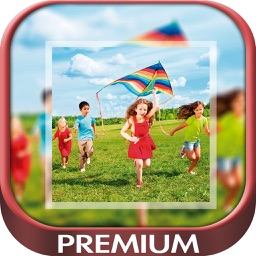 Square white photo frames for insta – Pro