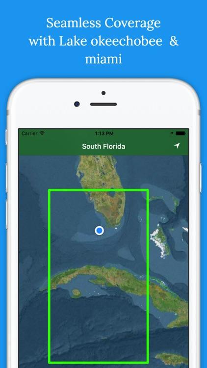 Marine : South Florida Offline GPS Nautical Charts