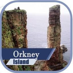 Orkney Island Travel Guide & Offline Map