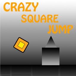 Crazy Square Jump