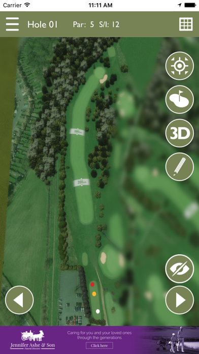 Great Barr GC screenshot three