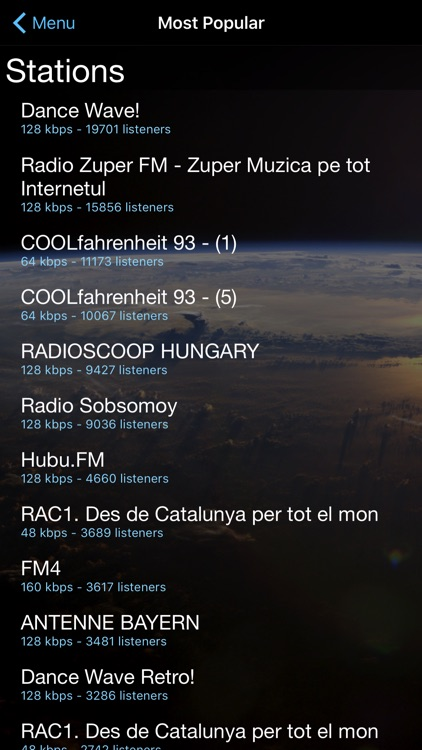 Cloud Radio Pro screenshot-3