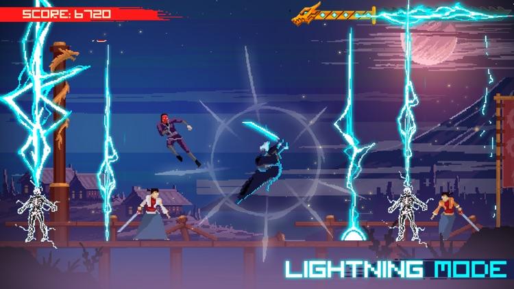 Super Samurai Rampage screenshot-4