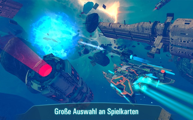 Space Jet: War Galaxy Machines Screenshot