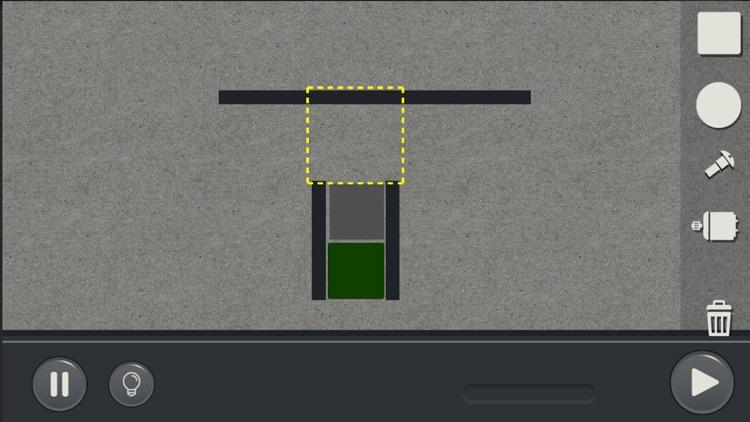 Machinery - Physics Puzzle