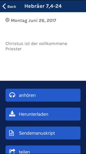 Durch die bibel im app store - Durch wande horen app ...