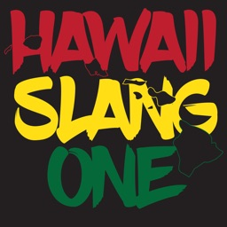 Hawaii Slang Sticker Pack 1