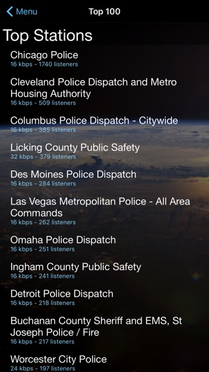 Police Scanner On The App Store
