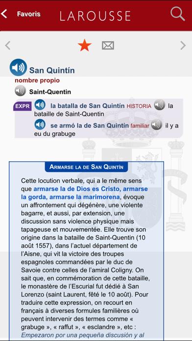 Grand Dictionnaire Espagnol/Français Larousseのおすすめ画像4
