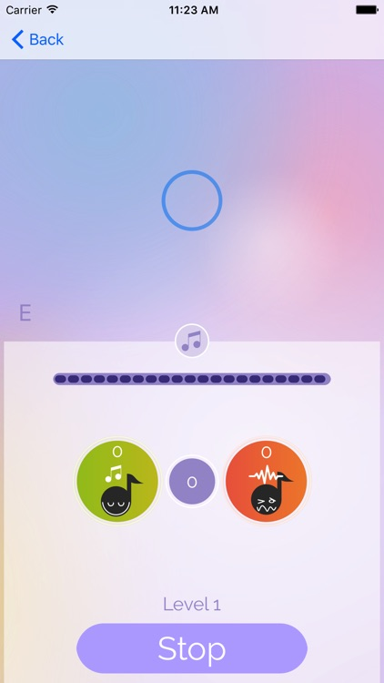 Simple Music Note Workout screenshot-3